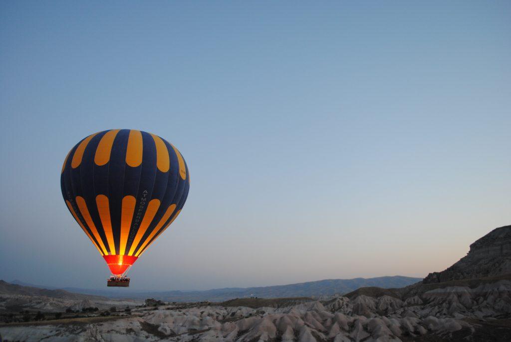 hot air balloon seo user experience